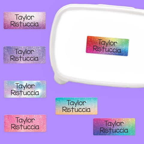 Name Labels, Name Stickers, Kids Labels, Kids Stickers