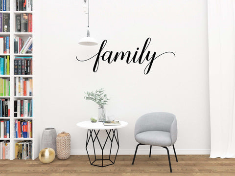 Family Wall Sign - Harper & CO AU