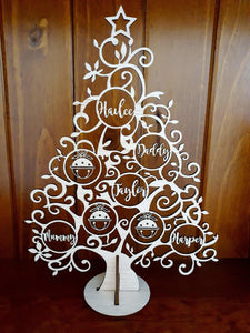 Personalised Christmas Tree - Harper & CO AU