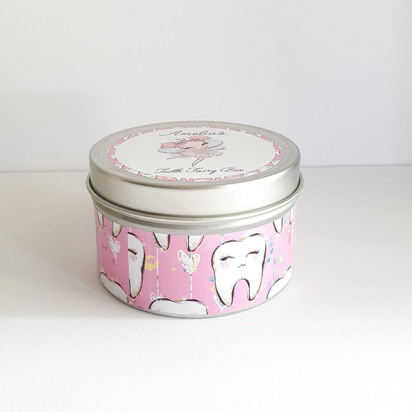 Tooth Fairy Tins - Harper & CO AU
