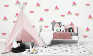 Watermelon Wall Decals - Harper & CO AU