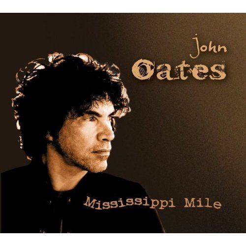 John Oates - Mississippi Mile (CD)