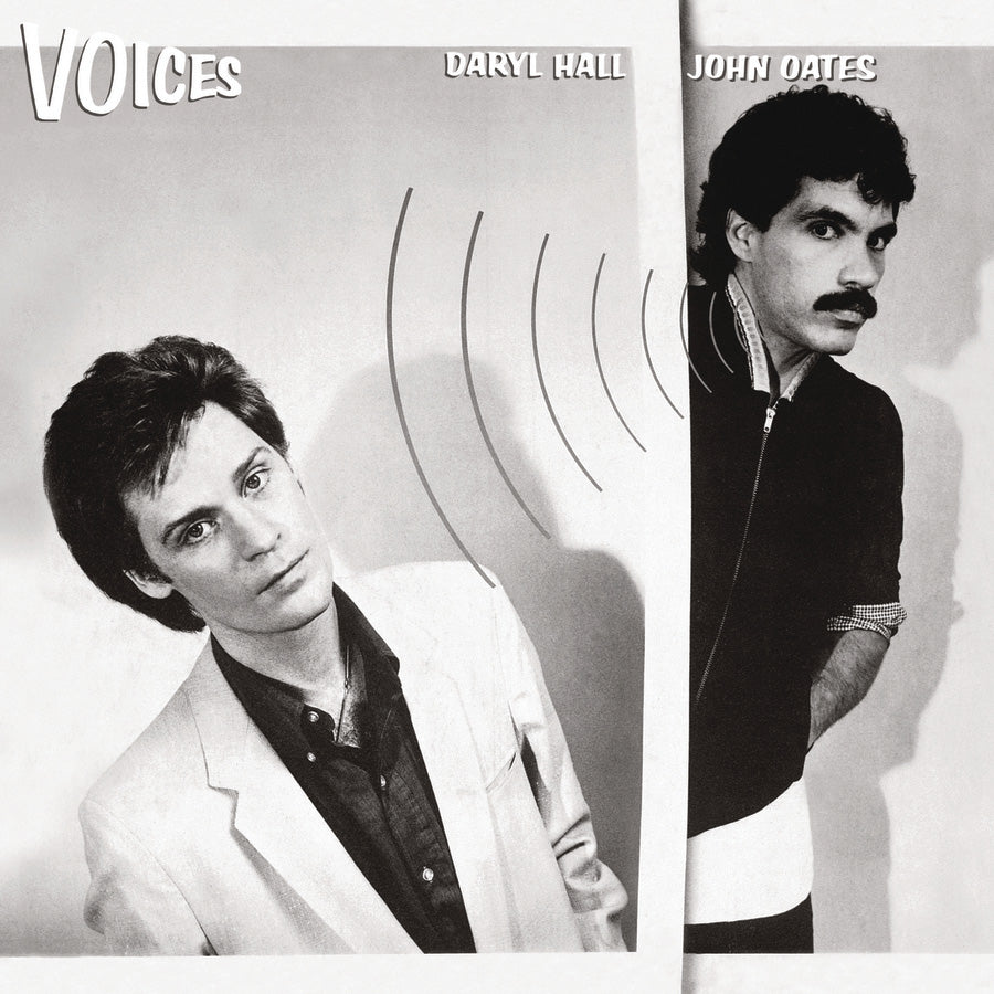 Voices (CD)