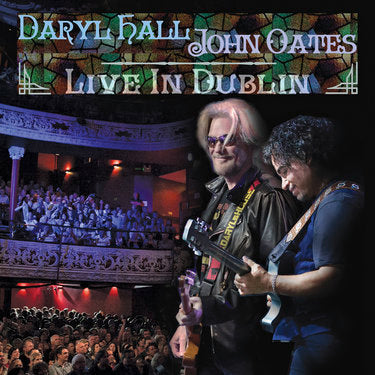 Daryl Hall & John Oates : Live In Dublin (DVD/2CD)