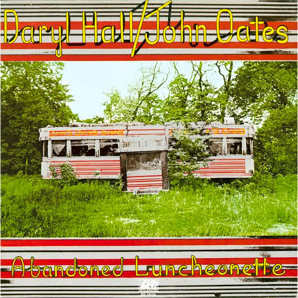 Abandoned Luncheonette Vinyl (SIGNED)