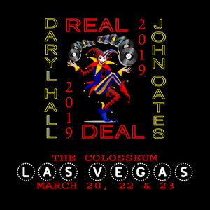 2019 Real Deal Las Vegas Shirt