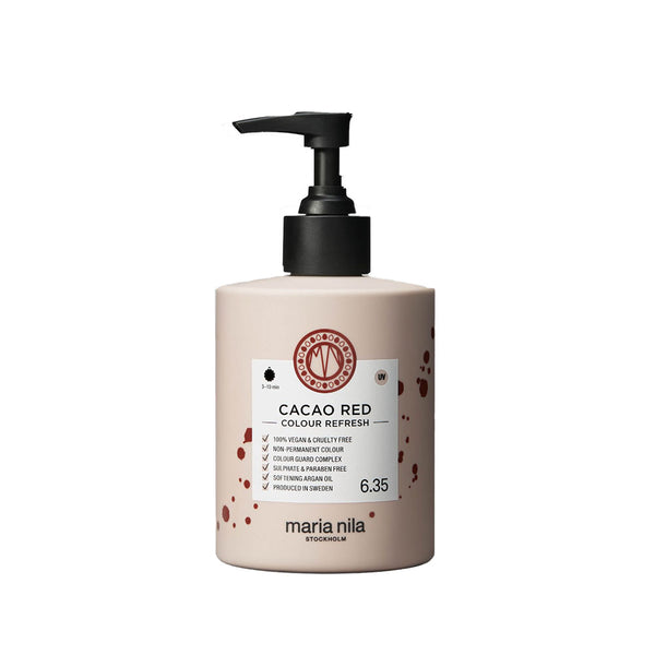 COLOR REFRESH CACAO RED 6.35 300 ML