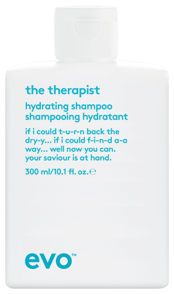 THE THERAPIST SHAMPOO 300ML