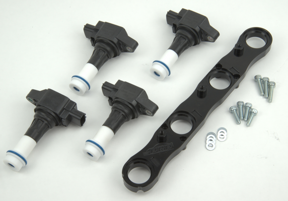 CA18 R35 Complete Coil Bracket Kit (NO LOOM)