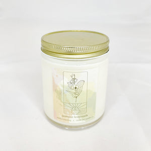 Jasmine Lemonade Candle Collaboration with 7th Street Candle Co.