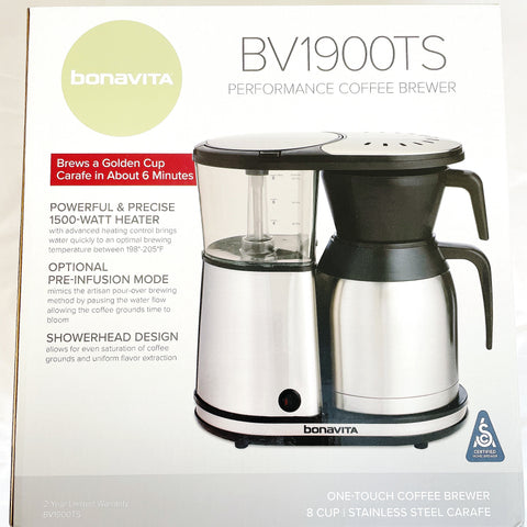 Bonavita 8-Cup Brewer
