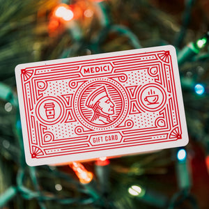 Gift Card (redeemed in store only!)