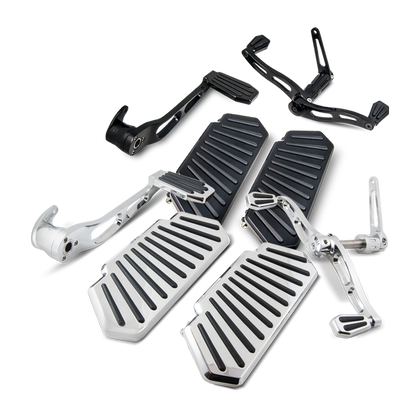 TOURING FLH FLOORBOARD KIT