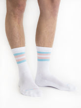 Trans & Allies Retro Socks