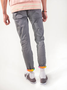 London Stretch Skinny Chinos - Rainbow