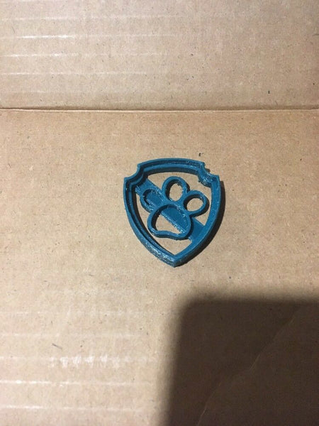 Paw Patrol cookie cutters sky zuma chase tracker marshall ryder - Made in USA