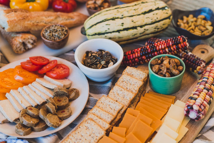 Share the Bounty with a Fall Charcuterie Spread