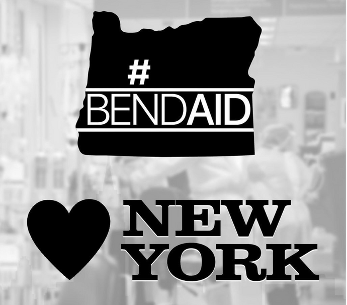 BendAid to NYC