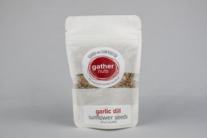 Garlic Dill Sunflower Seeds