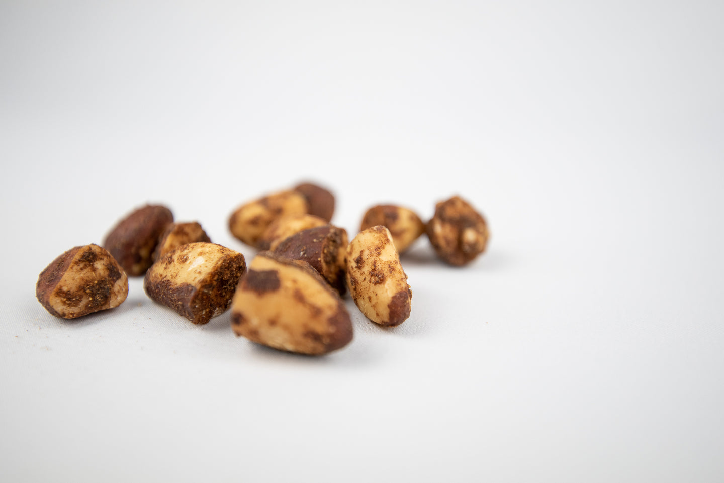 Maple Cinnamon Brazil Nuts