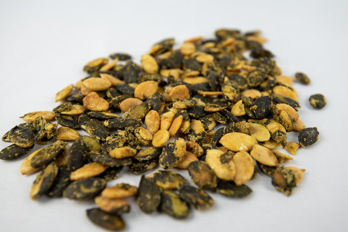 Maple Fennel Pumpkin Seeds -
