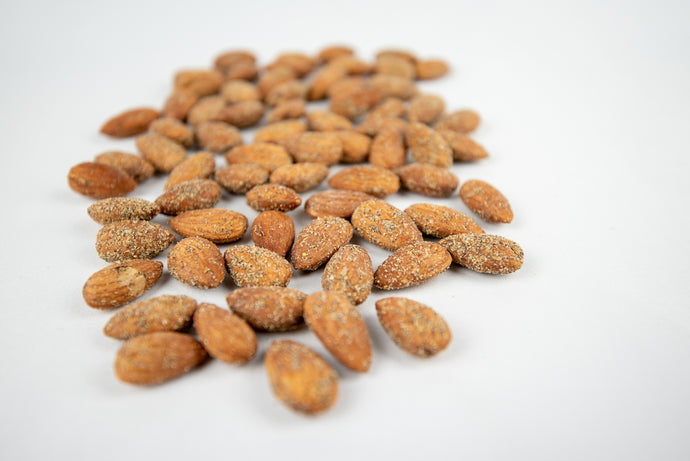 Maple Cardamom Almonds