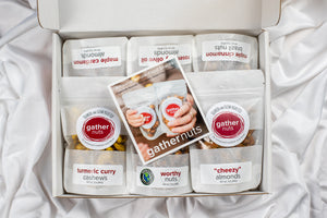 Gather Nuts Gratitude Box