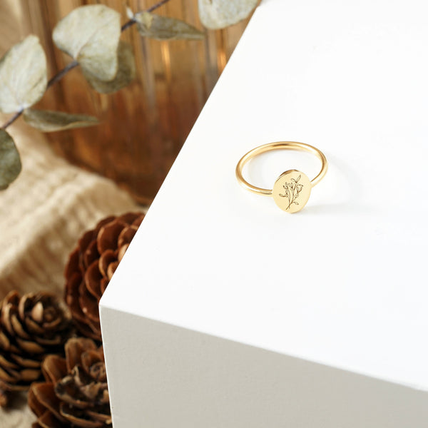 Mistletoe Ring