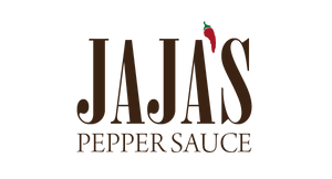 jaja's pepper sauce, roasted pepper sauce, trinidad pepper sauce