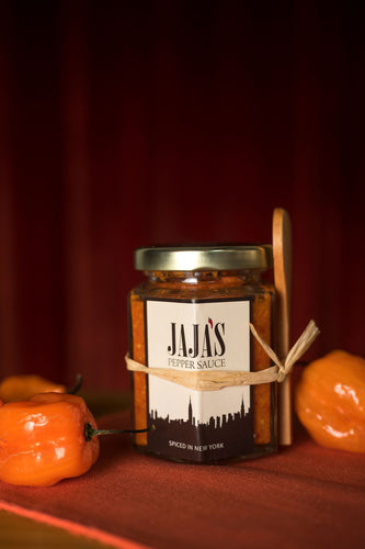 JaJa's Pepper Sauce - Jaja's Kitchen