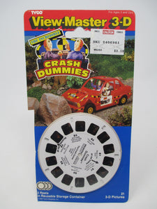 The Incredible Crash Dummies View-Master Vintage