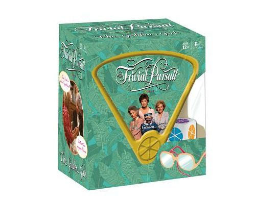 TRIVIAL PURSUIT: GOLDEN GIRLS