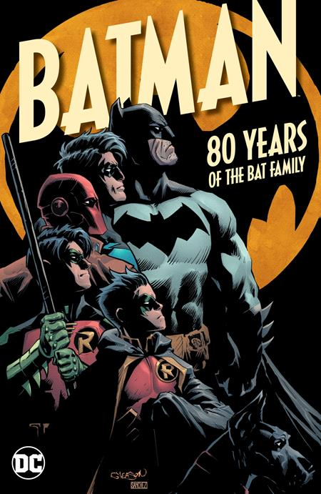 BATMAN 80 YEARS OF THE BAT FAMILY TP - Books