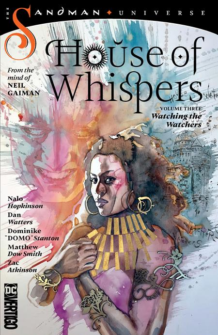 HOUSE OF WHISPERS VOL 03 WATCHING THE WATCHERS TP - Books