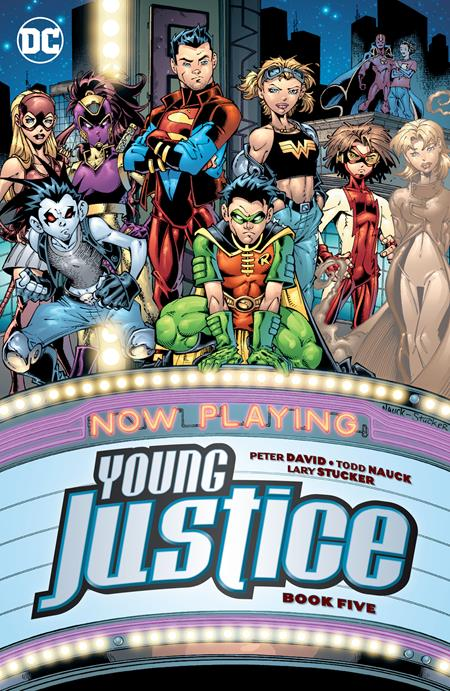 YOUNG JUSTICE TP BOOK 05 - Books