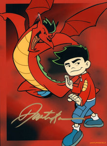 Autographed Photo from American Dragon Jake Long: Dante Basco as Jake Long