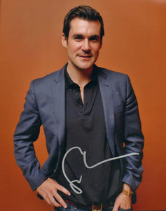 Autographed Photo of Sean Maher