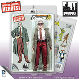 BATMAN RETRO COMMISSIONER GORDON (WGH) S4 8IN AF