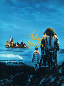 Autographed Photo from Harry Potter: Michael Gambon as Albus Dumbledore-2