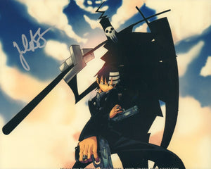 Autographed Photo from Soul Eater: Todd Haberkorn as Death the Kid-1