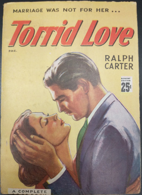 Torrid Love by Ralph Carter
