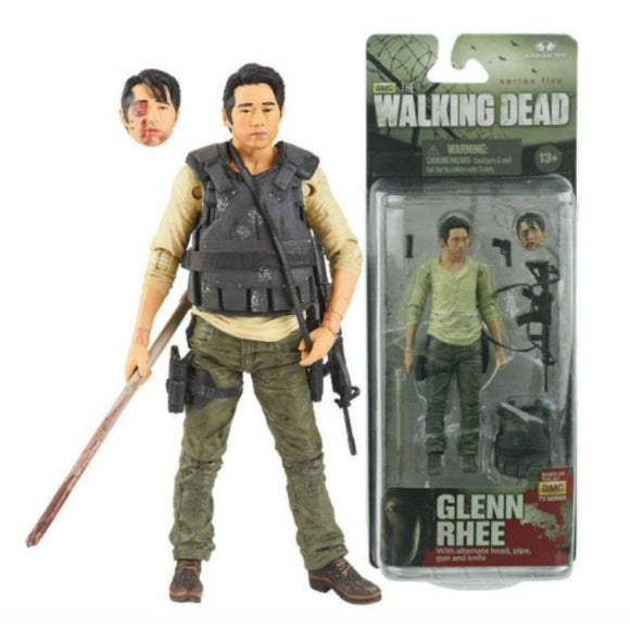 WALKING DEAD TV SERIES 5 GLENN RHEE AF