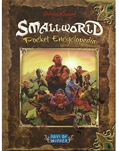 SMALL WORLD: POCKET ENCYCLOPEDIA