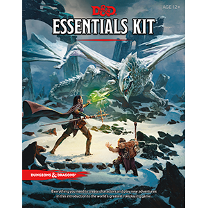 DUNGEONS AND DRAGONS 5E RPG: ESSENTIALS KIT