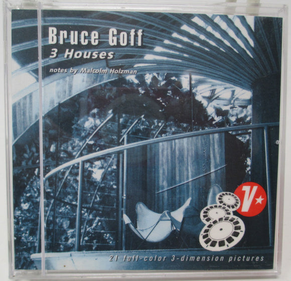 Architect Bruse Goff 3 Houses View-Master