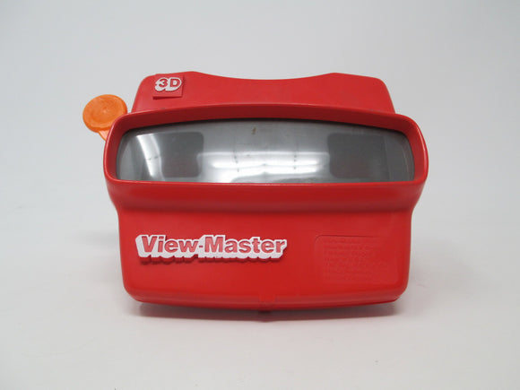 Vintage Red View-Master Viewer