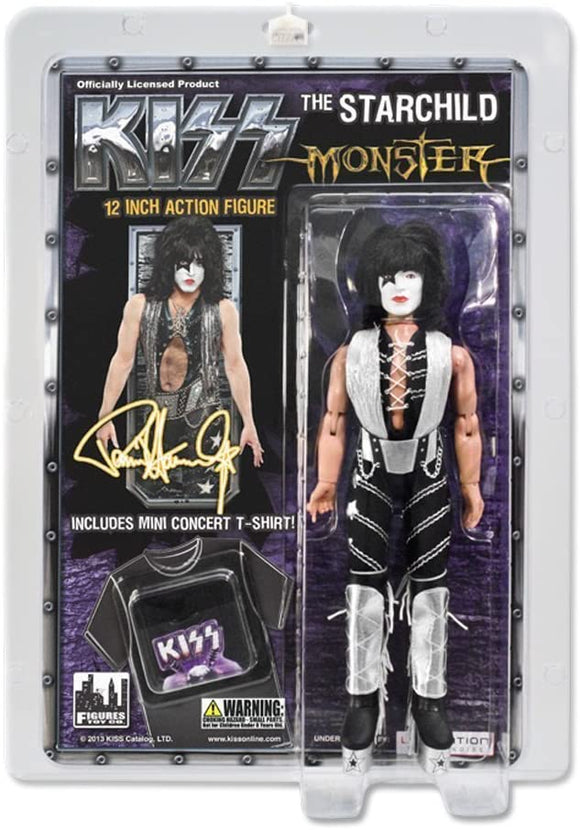 KISS 12IN RETRO AF S4 MONSTER STARCHILD