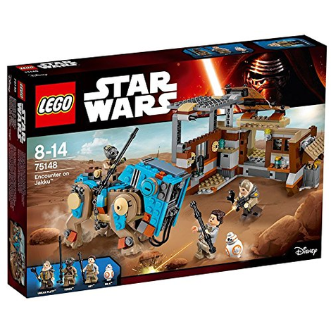 LEGO SW ENCOUNTER ON JAKKU 75148 SET
