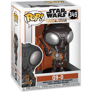 POP SW MANDALORIAN Q9-0 VINYL FIG