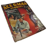 Ace G-Man Stories Volume 2 Number 3